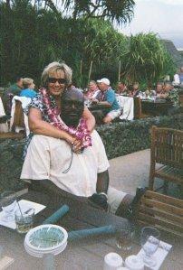 Ronnie & I in Maui